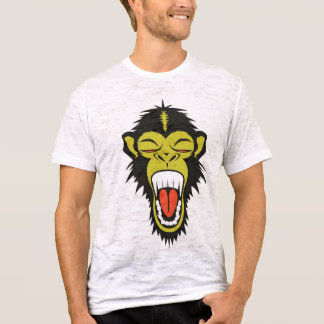 Burnout Monkey T-Shirt