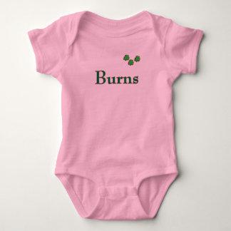 Burns Baby T Shirts