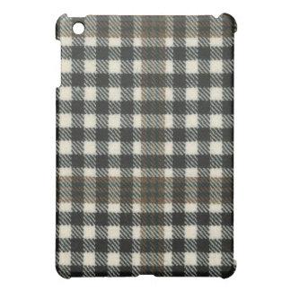 Burns Check Modern iPad Case