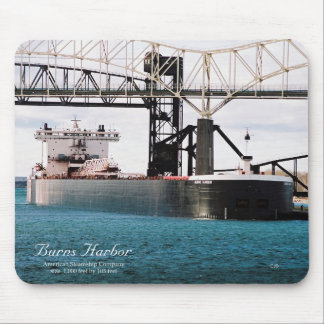 Burns Harbor mousepad