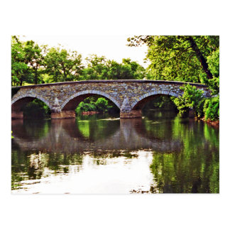 Burnside Bridge Antietam Postcard