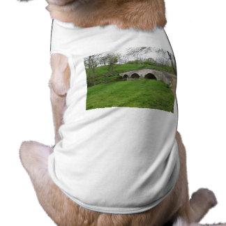 Burnside's Bridge, Antietam Creek, Sharpsburg, MD Sleeveless Dog Shirt
