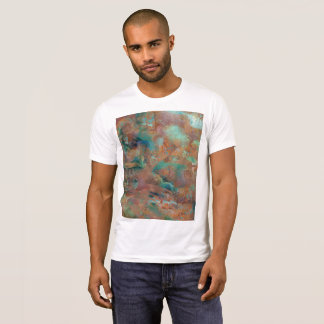 Burnt Copper Urban Hype T-Shirt