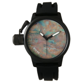 Burnt Copper Urban Hype Watches