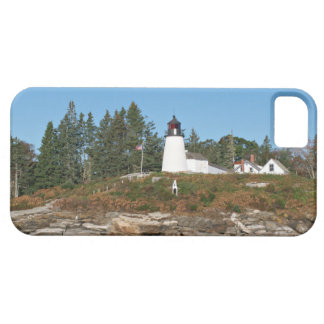 Burnt Island Lighthouse, Maine iPhone Case 5/5s