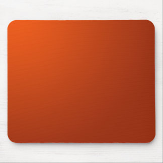 Burnt Orange Mousemat