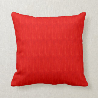 Burnt Orange Throw Pillow 16x16