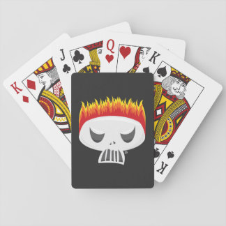 Burnt Out - Playing Cards
