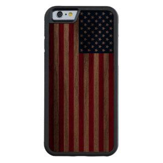 Burnt Patriotic USA American Flag iPhone 6 Case US