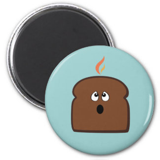 Burnt Toast Magnet