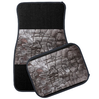 """Burn't Wood"" Car Mats Full set ( 4)"