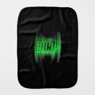 """BURP!"" Burp Cloth"