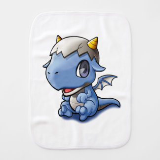 Burp Cloth/Baby Dinosaur Burp Cloth