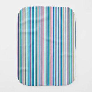 Burp Cloth - Candy Strips