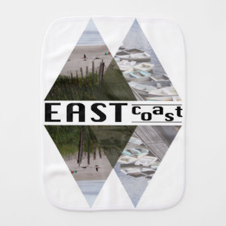 Burp Cloth EAST COAST