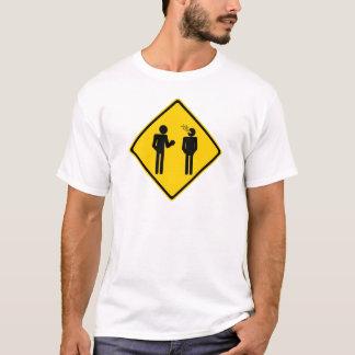 Burp Road Sign T-Shirt