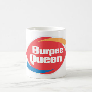"Burpee Queen"" Mug"