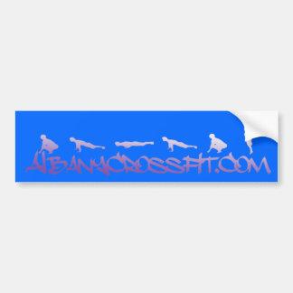 Burpee Sticker