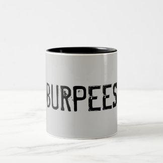 Burpees - Crossfit Inspiration Mugs