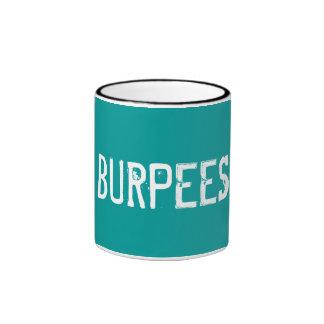 Burpees - Crossfit Inspiration Coffee Mugs