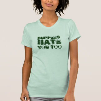Burpees hate T-Shirt