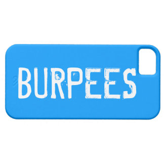 Burpees - Inspiration Barely There iPhone 5 Case