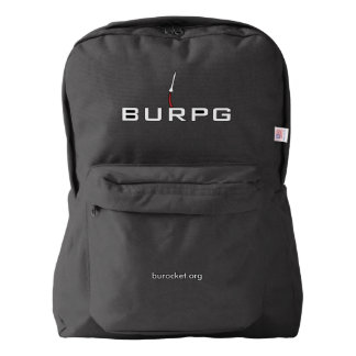 BURPG Basic Backpack (Black)