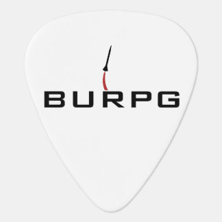 BURPG Double-sided Guitar Pick