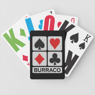 Burraco Player playing cards