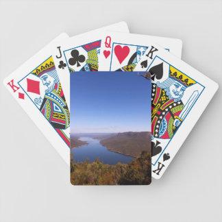 Burragorang Lookout Bicycle Playing Cards