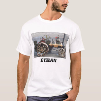 Burrell Traction Engine T-Shirt