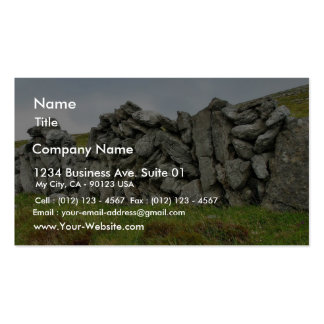 Burren Pack Of Standard Business Cards