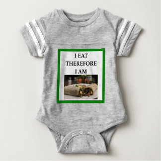 burrito baby bodysuit
