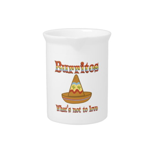 Burritos to Love Drink Pitchers