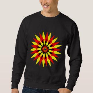 burst8 sweatshirt