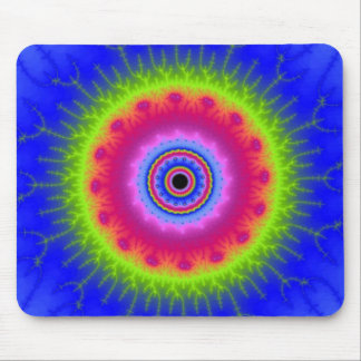 Burst Of Energy Mouse Pad