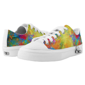 Burst ZIPZ Low-Tops