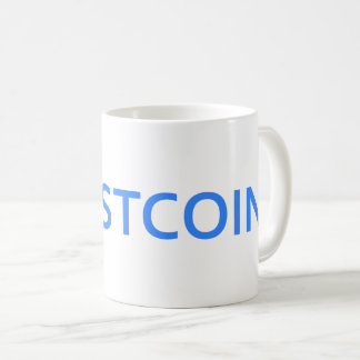 Burstcoin plain B Coffee Mug