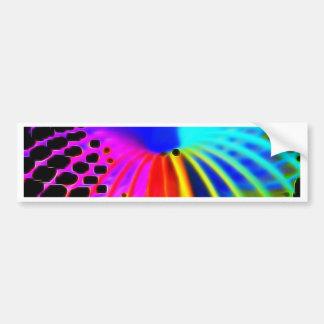 bursting colors.jpg bumper stickers