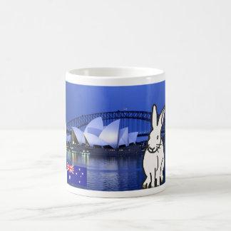 Burt the Bunny World Tour mug