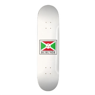 Burundi 18.1 Cm Old School Skateboard Deck
