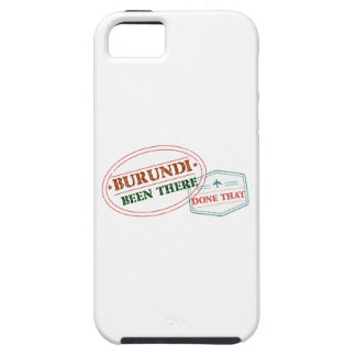 Burundi Been There Done That Tough iPhone 5 Case