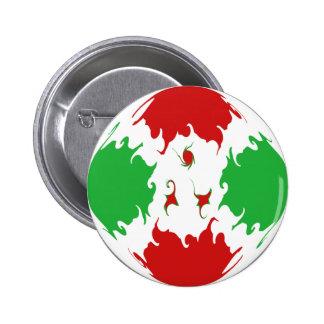 Burundi Gnarly Flag Pins