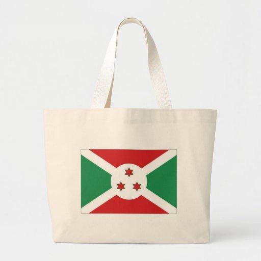 Burundi National Flag Tote Bag