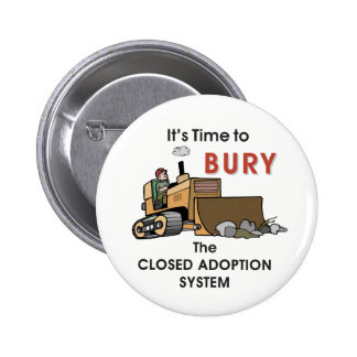 Bury 6 Cm Round Badge
