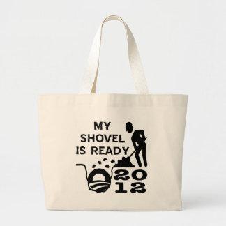 Bury Obama Shovel Ready Election 2012 Bags