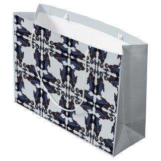 Bury your Feelings Large Gift Bag