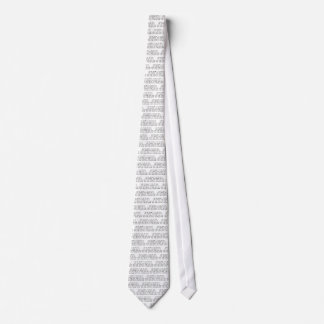 Bus Aide - Day By Day Poem Tie