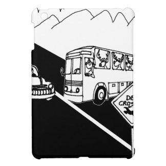Bus Cartoon 3251 Case For The iPad Mini