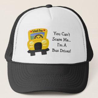 Bus Driver Scare (customizable) Trucker Hat